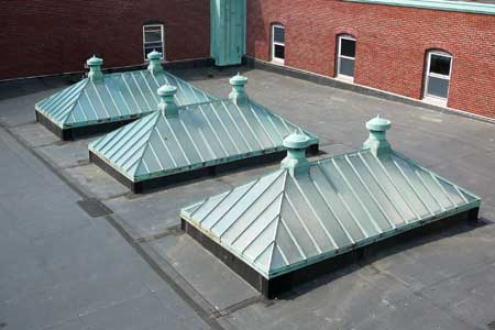 Architectural Details New England Skylights