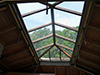 Large Scale Hip Style Skylight - Wellesley Hills, MA